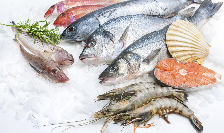 Японский экспорт отдельных видов морепродуктов в 2017 году