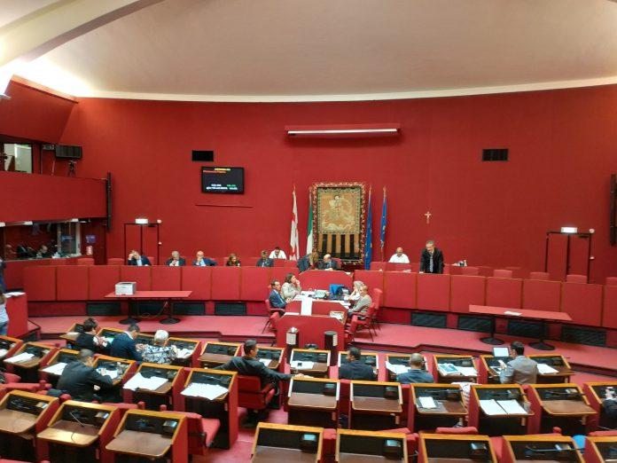 Seduta Consglio Comunale Genova
